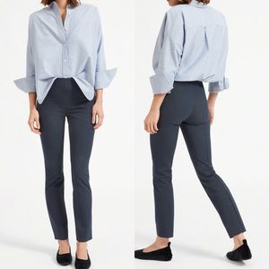 Everlane The Side-Zip Work Pant Navy